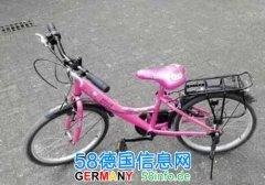 杜塞尔多夫 出一辆儿童自行车,适合小学生