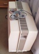 老式缝纫机,老式电熨机,老式空调机
